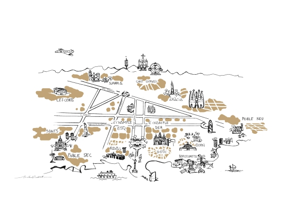 Carmen Martí map